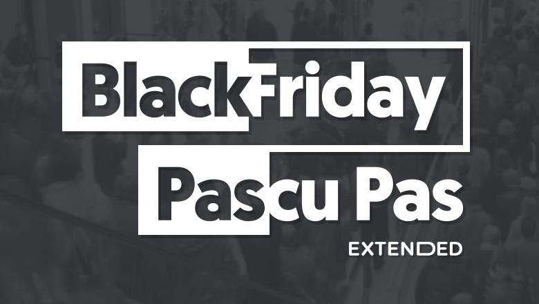 Black Friday Pas cu Pas